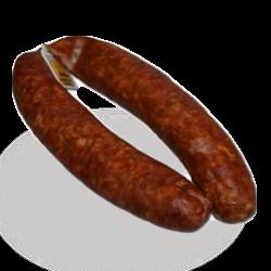 Saucisse de montbéliard (Lot de 3 saucisses, entre 350 et 400gr les 3