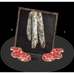 Saucisson Nature - Fromagerie Maison Benoit - Vente de Produits Artisanaux en Franche Comté