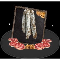Saucisson aux Noix - Fromagerie Maison Benoit - Vente de Produits Artisanaux en Franche Comté