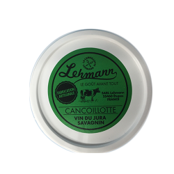 Cancoillotte vin du Jura