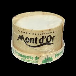 Raclette au vin blanc (3 à 5 mois d'affinage, tranche de 500gr)